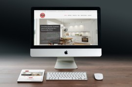 Plugged in Atlanta- Website by Country Fried Creative, Atlanta Web Design